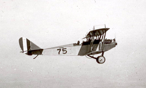 "Curtiss JN-4 ""Jenny"""