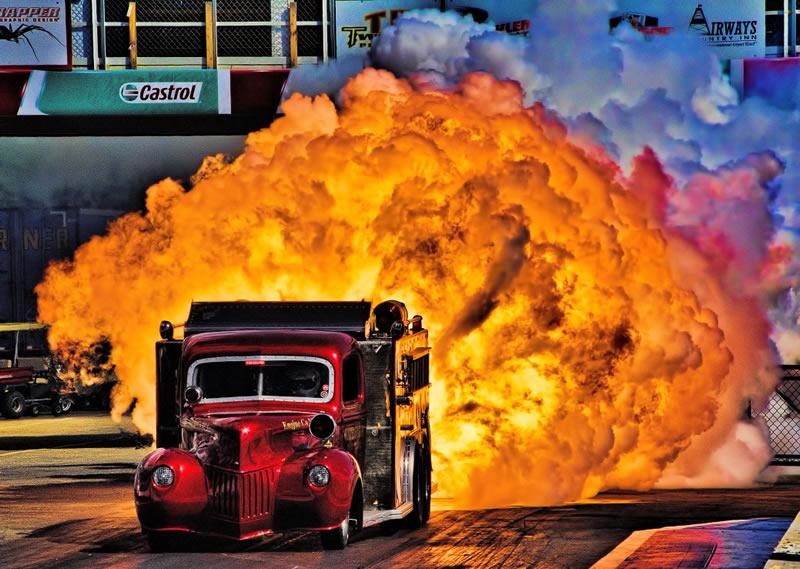 Aftershock Jet Truck